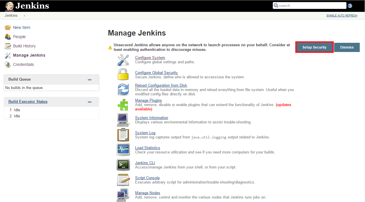 How to install, configure and use Jenkins on Ubuntu 14 04