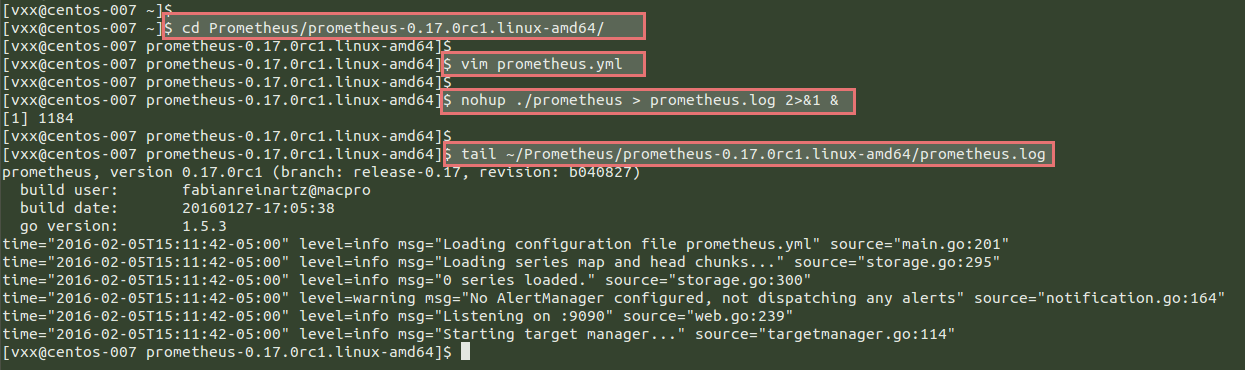 How to Use Prometheus to Monitor Your CentOS 7 Server - VEXXHOST