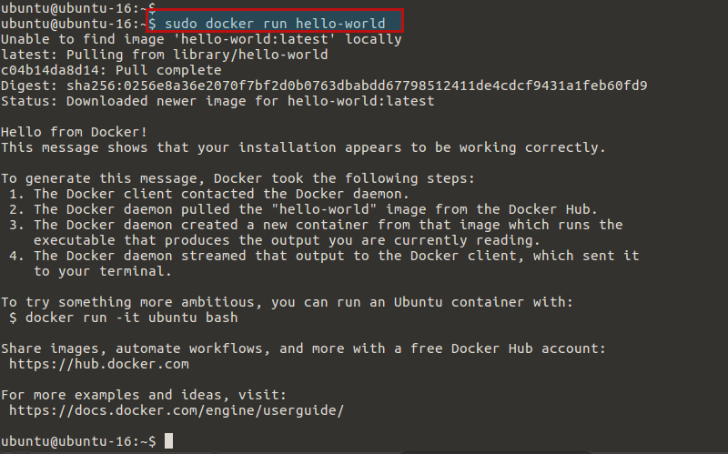 How To Run Nginx in a Docker Container on Ubuntu 16 04 - VEXXHOST
