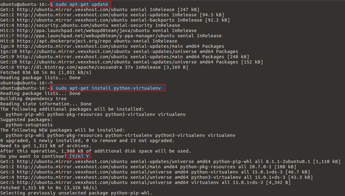 Deploy Python Web Apps with Bottle Micro Framework on Ubuntu 16 04