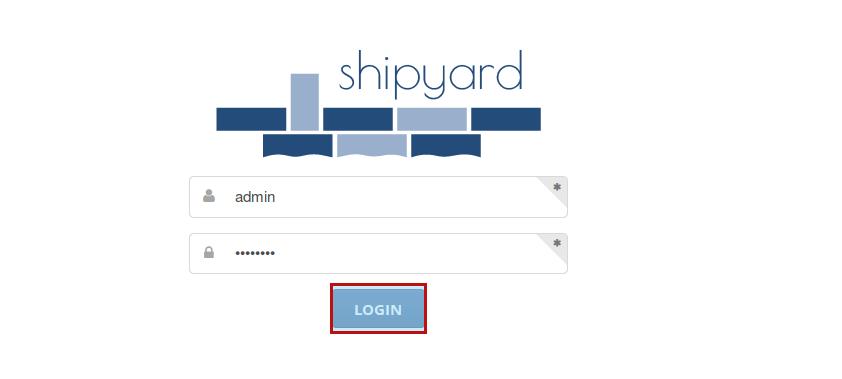 shipyard login