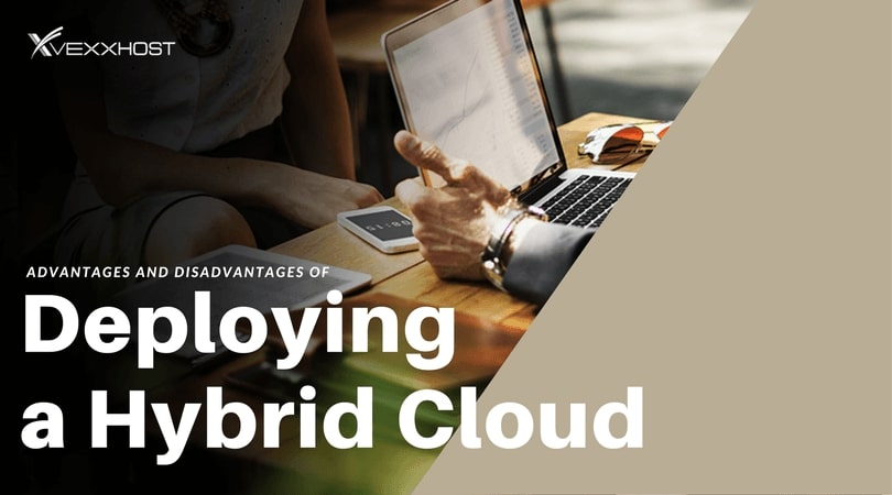 hybrid cloud environment infrastructure