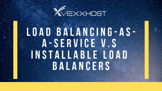 load balancing software load balancing infrastructure