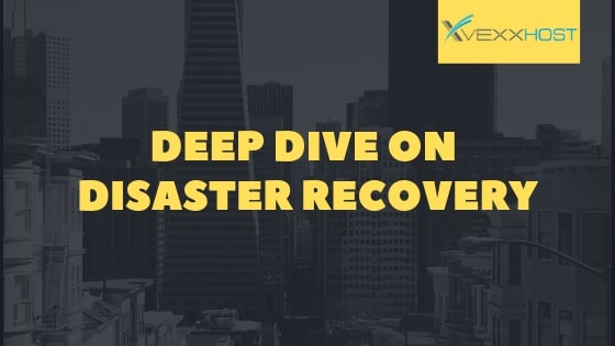 disaster recovery plan backup site