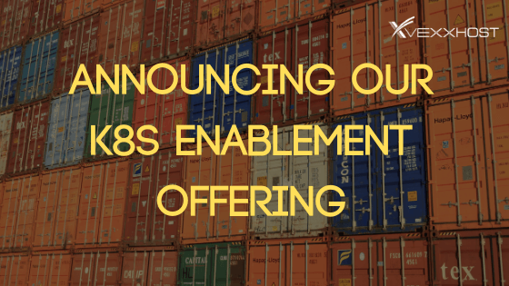 Kubernetes Enablement Announcement