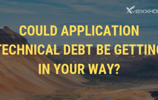 Could Application Technical Debt be Getting in Your way_