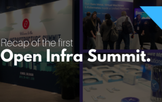 Open Infra Summit in Denver