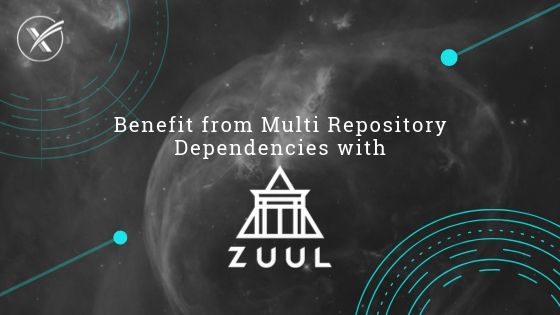 multi repository for projects supported by zuul
