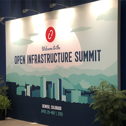 Open-Infra Summit Denver