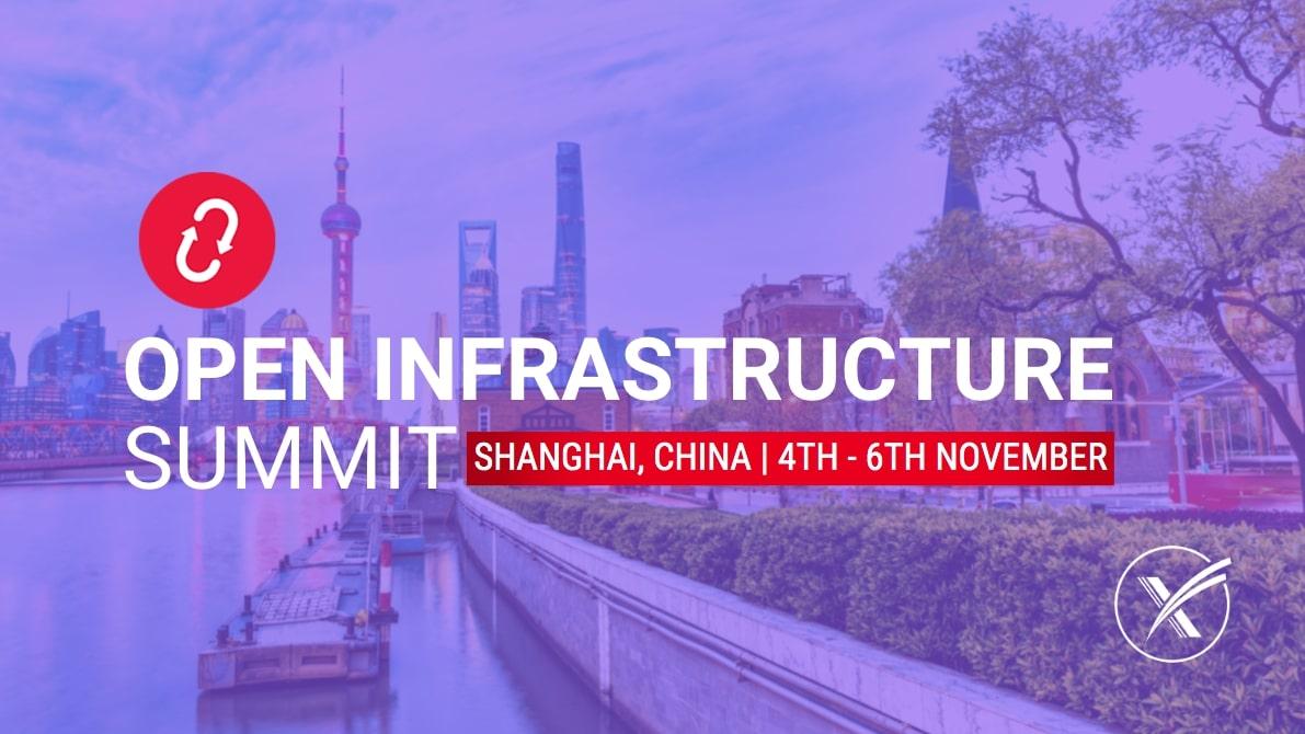 open infrastructure summit shangai openstack