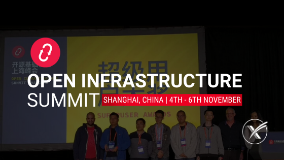 open ingrastructure summit openstack shanghai