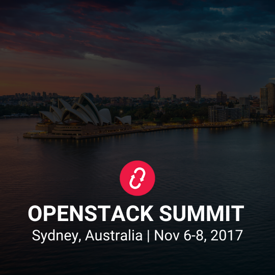 Openstack Summit Sydney