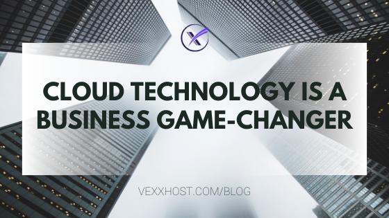 Cloud Technology vexxhost blog header