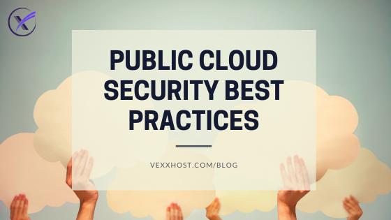 public cloud security best practices