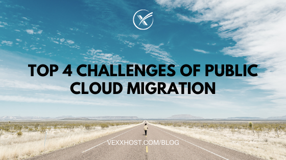 challenges of public cloud migration