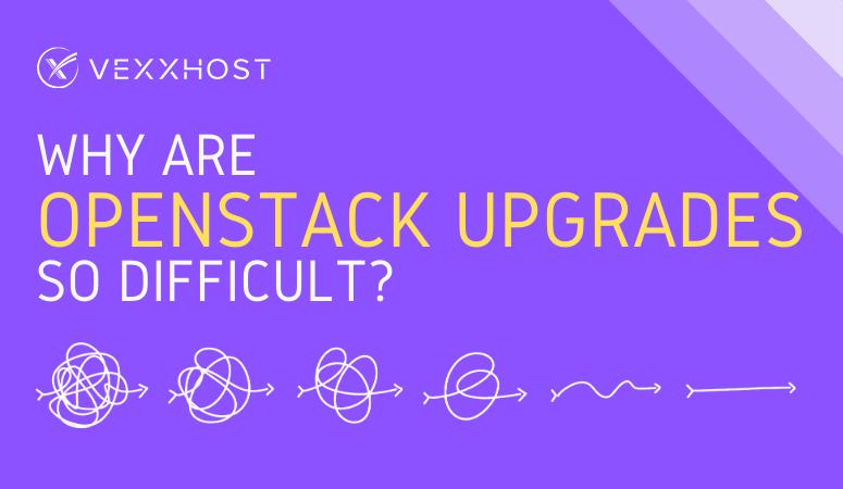 openstack upgrades vexxhost blog header