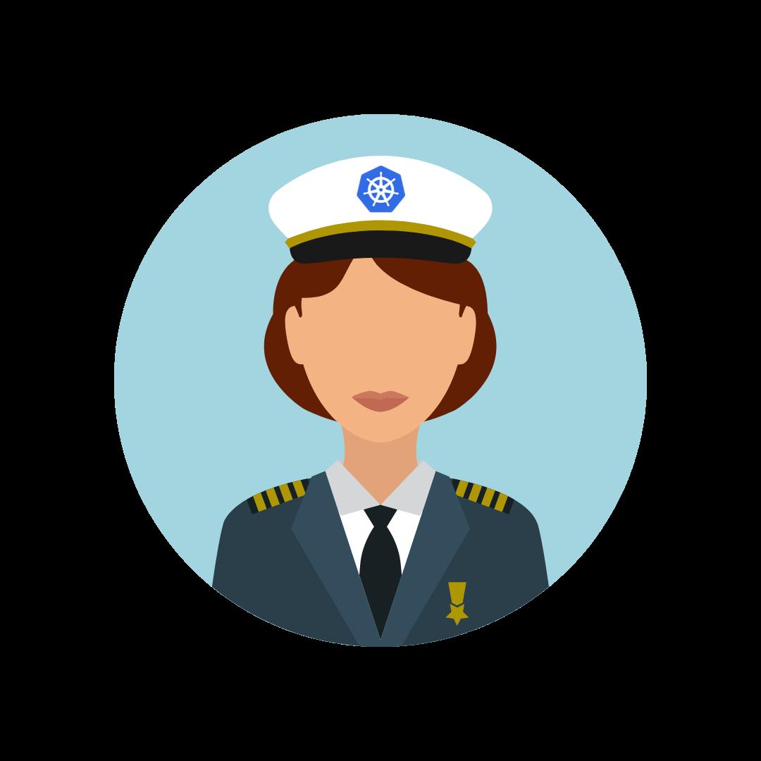 k8s captain