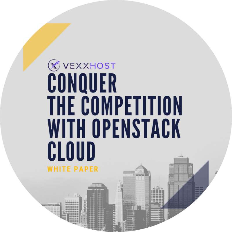 Conquer the Competition with OpenStack Cloud