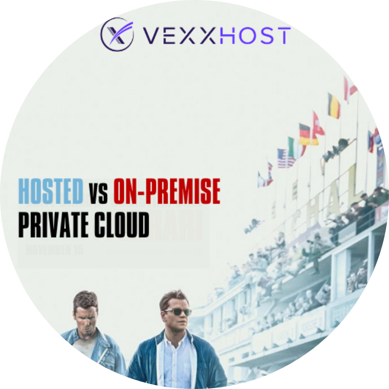 Hosted vs On-Premise Private Cloud