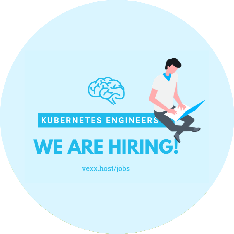 Hiring Kubernetes engineers