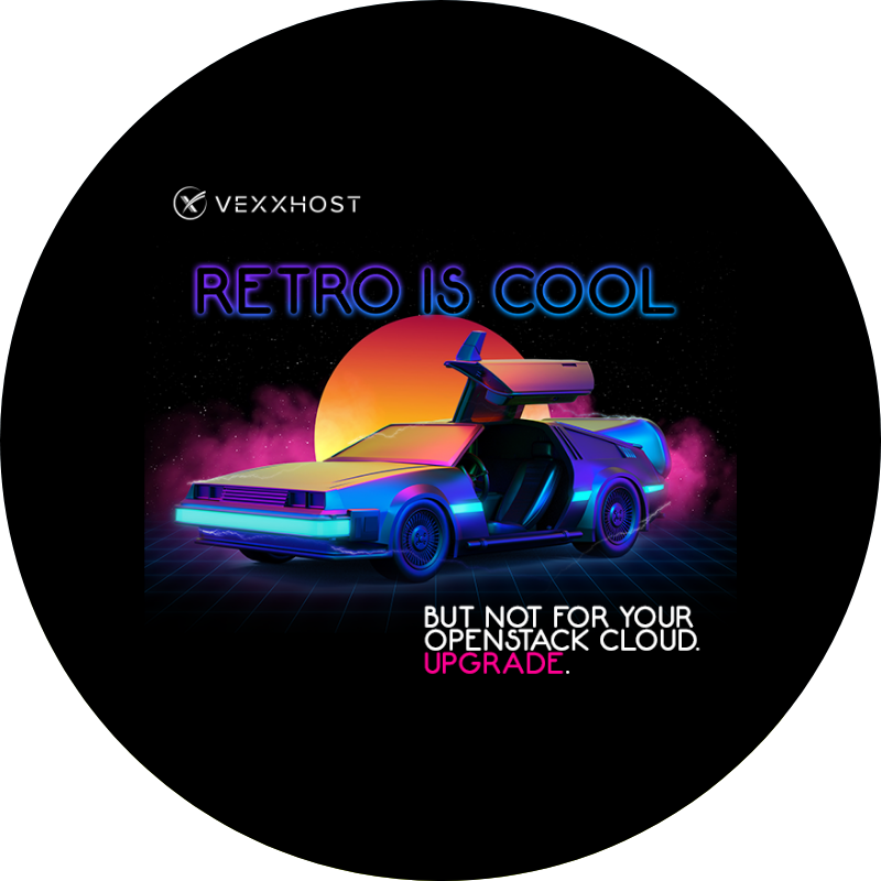Retro is cool, but upgrade OpenStack