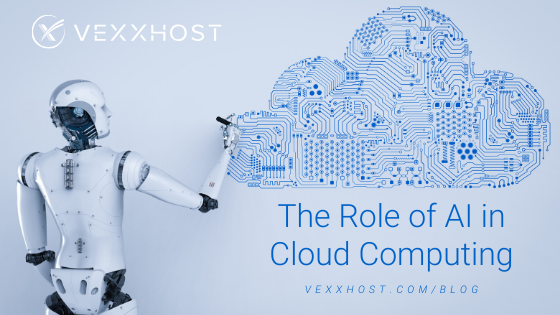artificial intelligence cloud computing vexxhost blog header