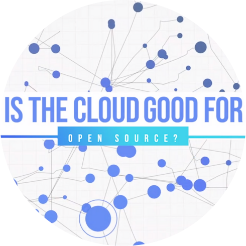 Is the Cloud good for OpenSource?