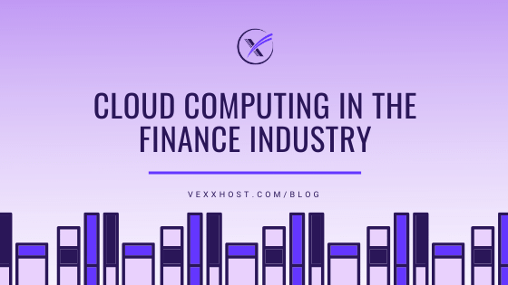 cloud computing finance industry
