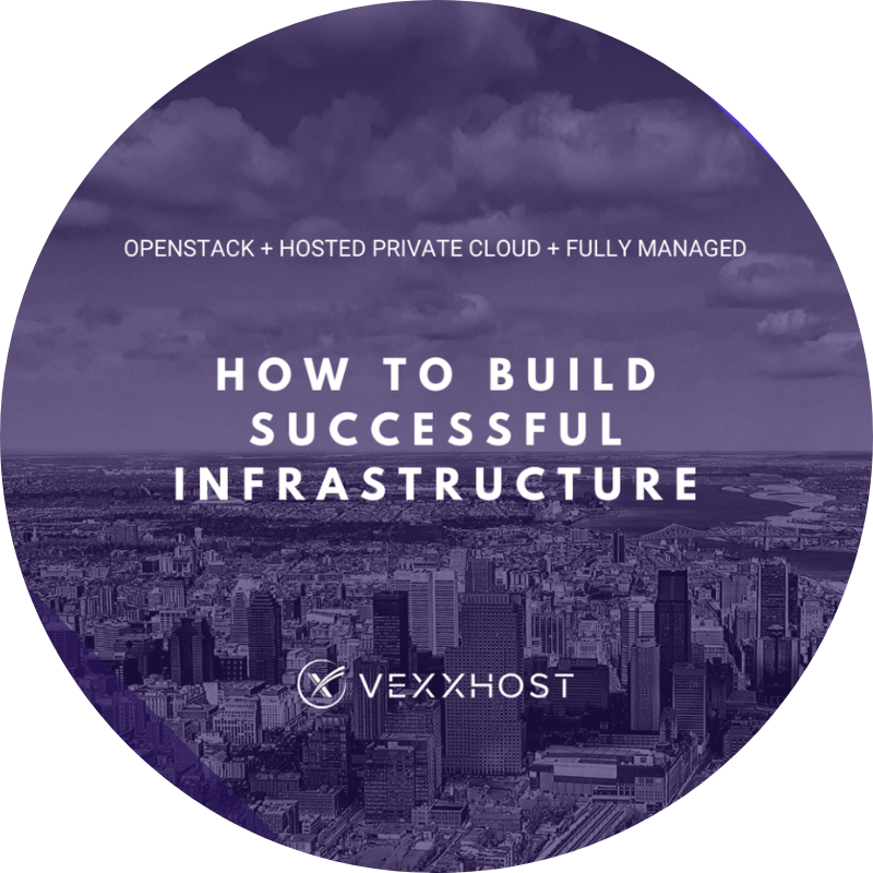 How to Build Successful Infrastructure