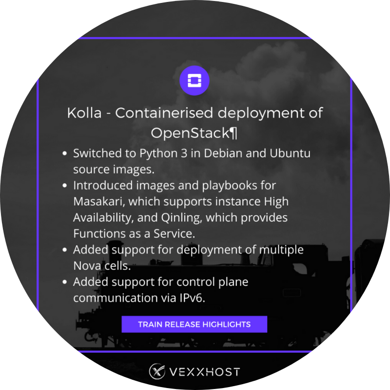 Kolla- containerized deployment of OpenStack