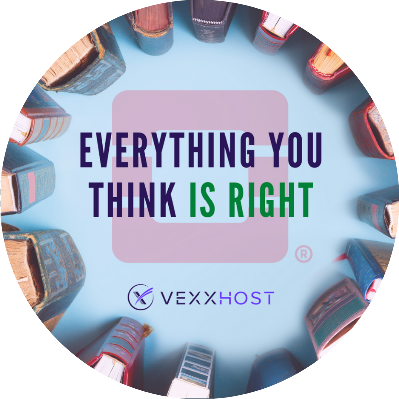 National Everything You Think is Right Day