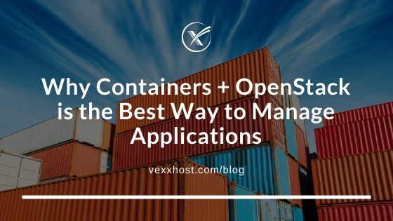 Containers plus OpenStack