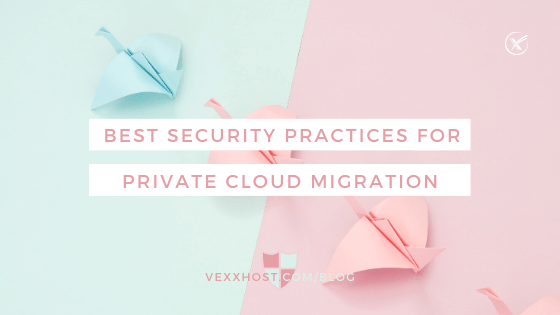 Best Security Practice Private Cloud