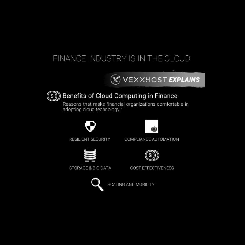 Finance Industry is in the cloud