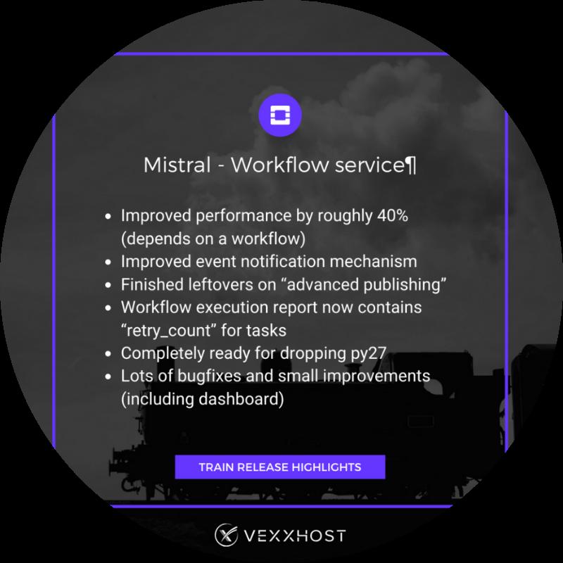 Mistral Workflow Service