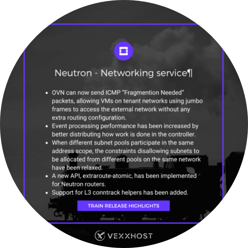 Neutron Networking Service