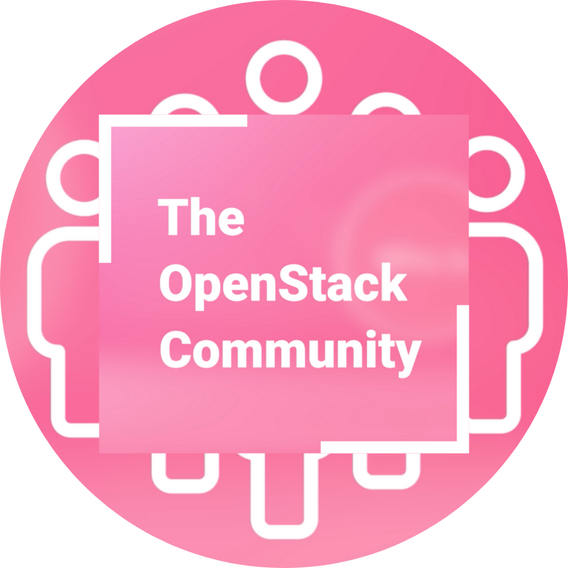Who is the OpenStack community?