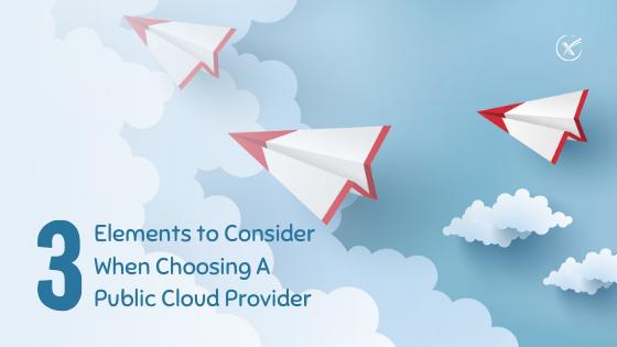 Public Cloud Provider