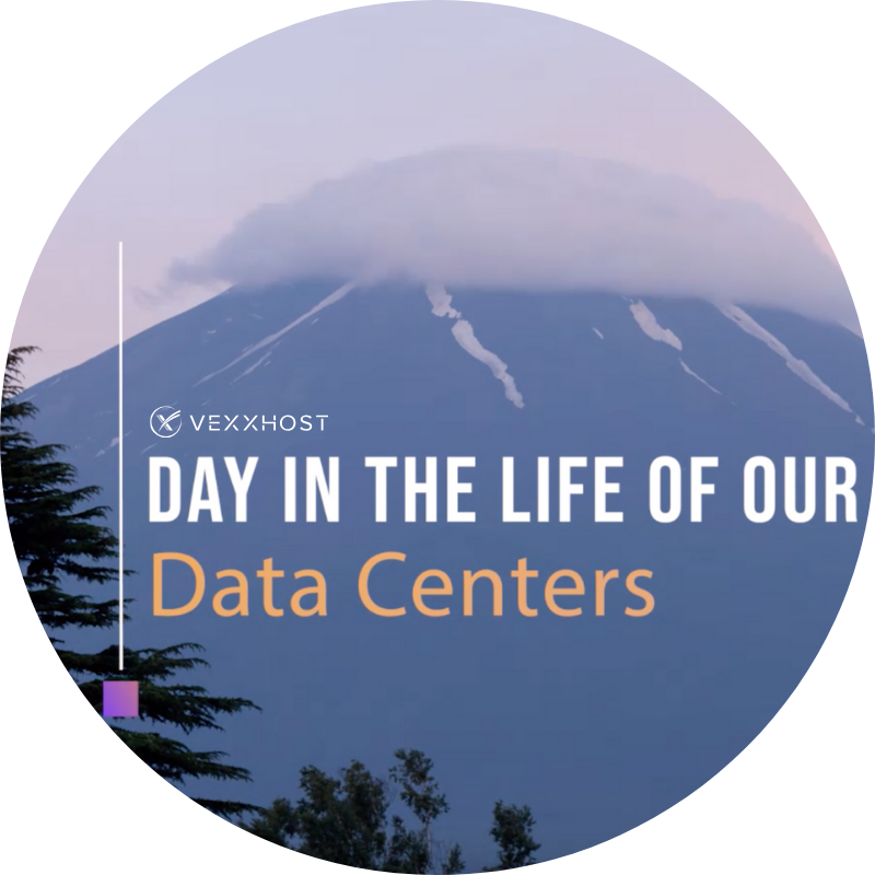 Day in the Life of Our Data Centers