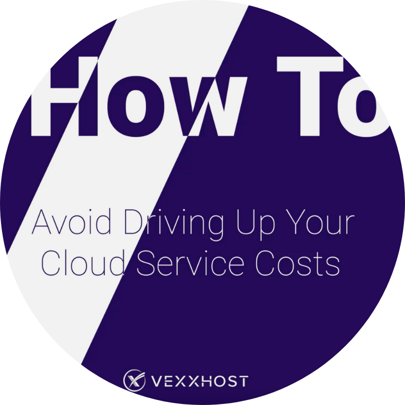 How To Avoid Driving Up Your Cloud Service Costs
