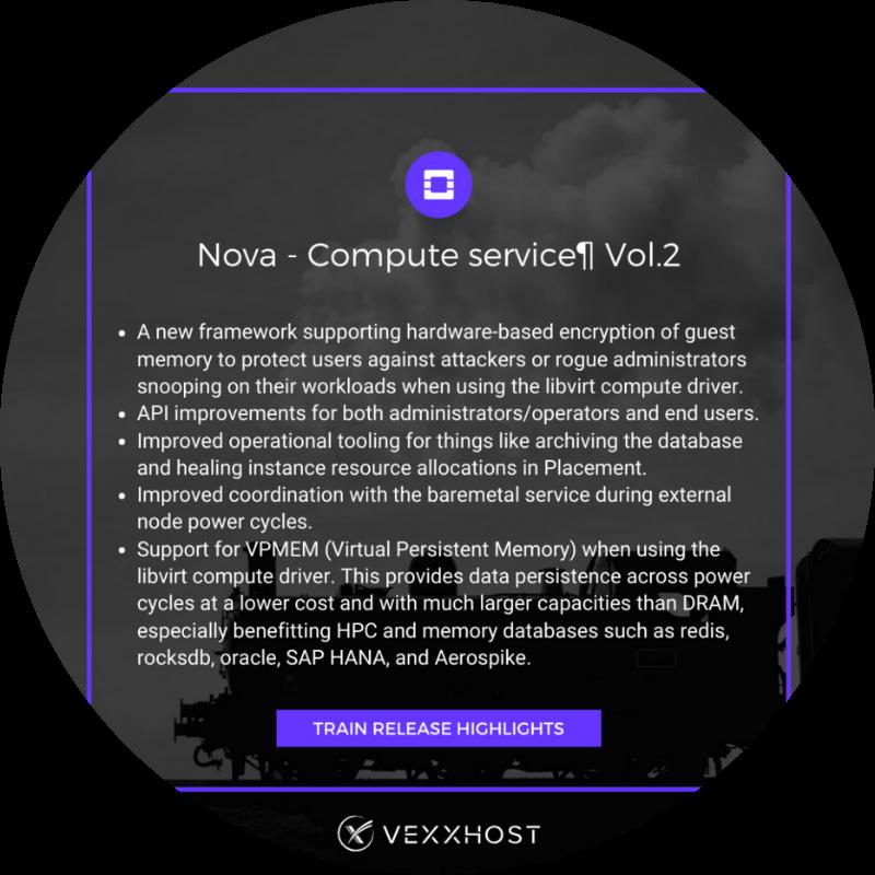 Nova, compute service