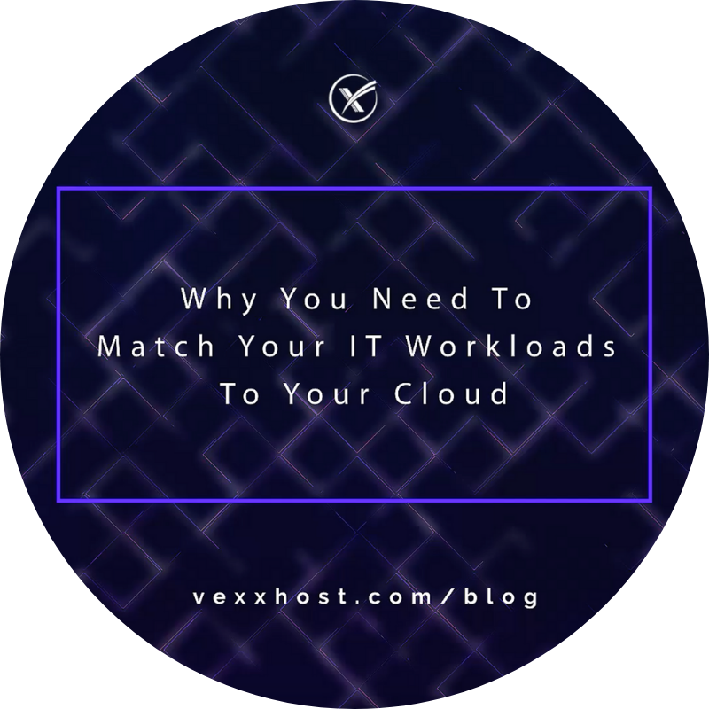 Why You Need to Match Your IT Workloads to Your Cloud