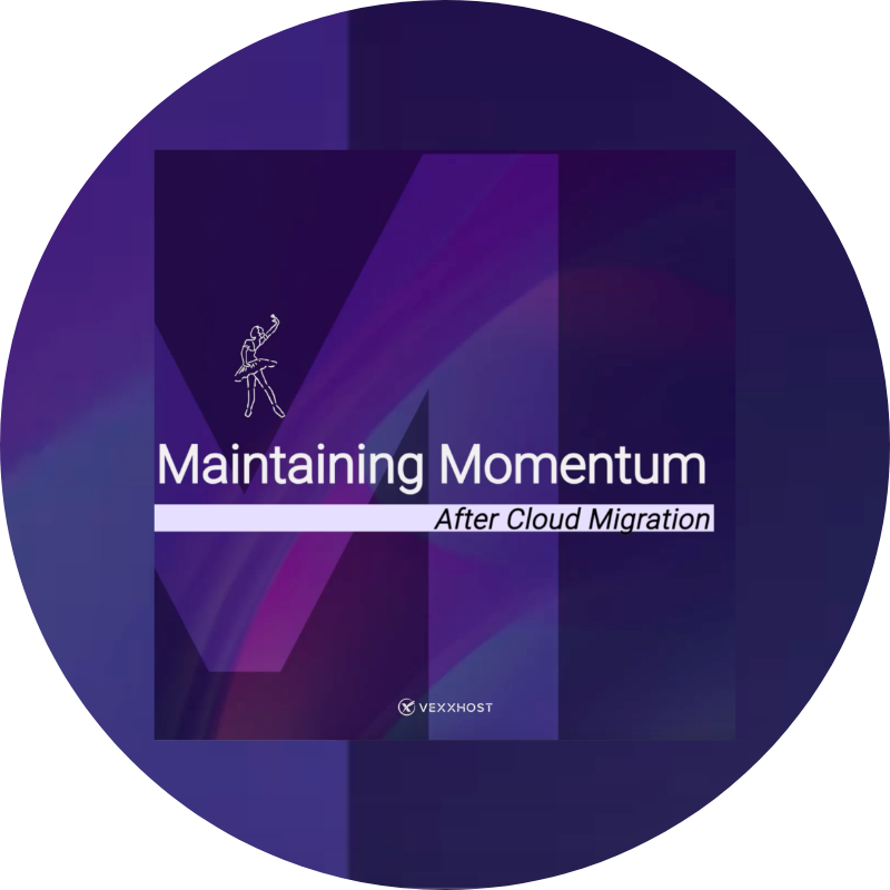Maintaining Momentum After Cloud