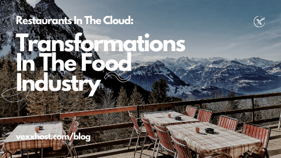 cloud computing food industry