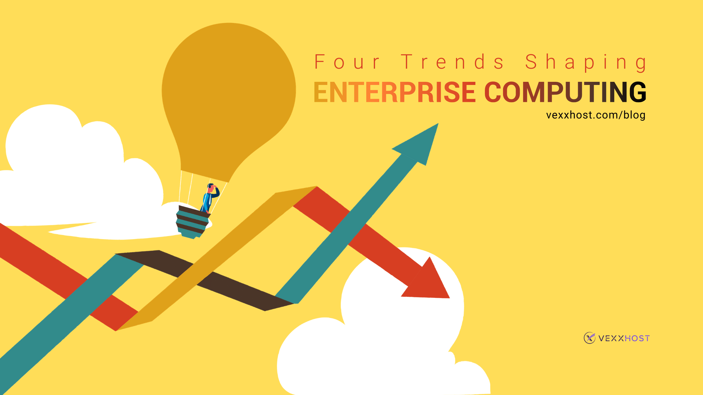 Four Trends Shaping Enterprise Computing