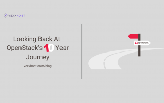 Looking Back At OpenStack's 10 Year Journey