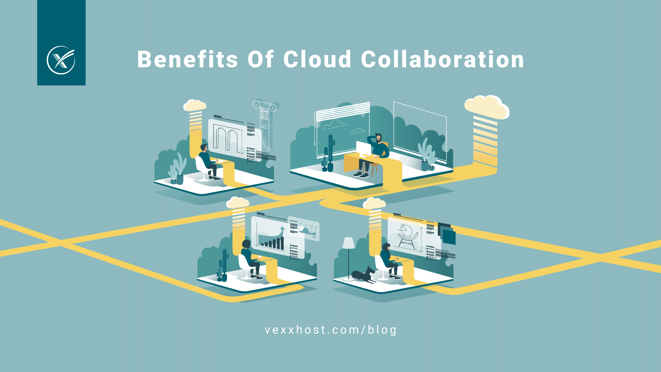 Benefits Of Cloud Collaboration