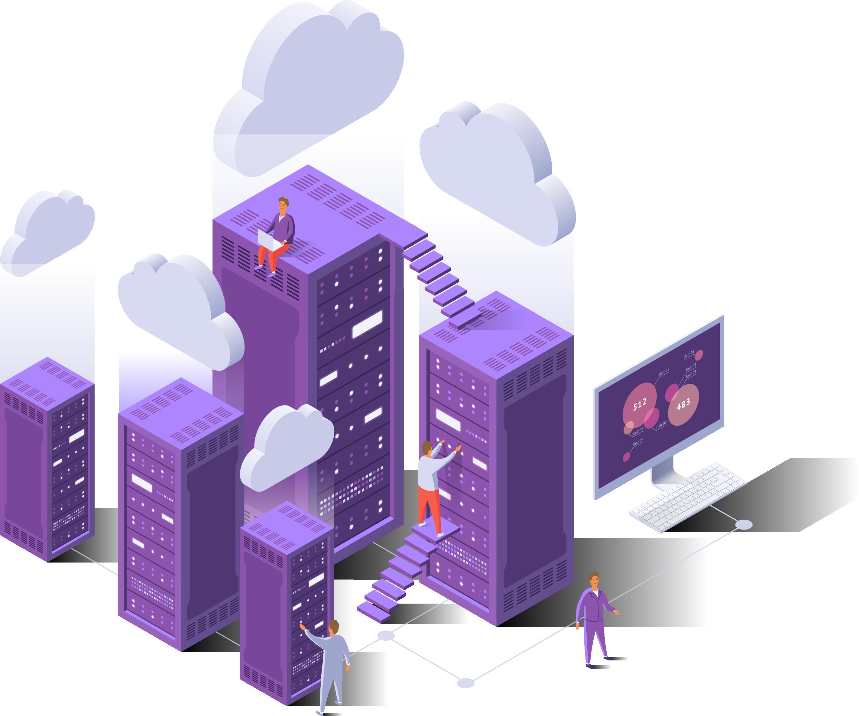 Enterprise grade architecture