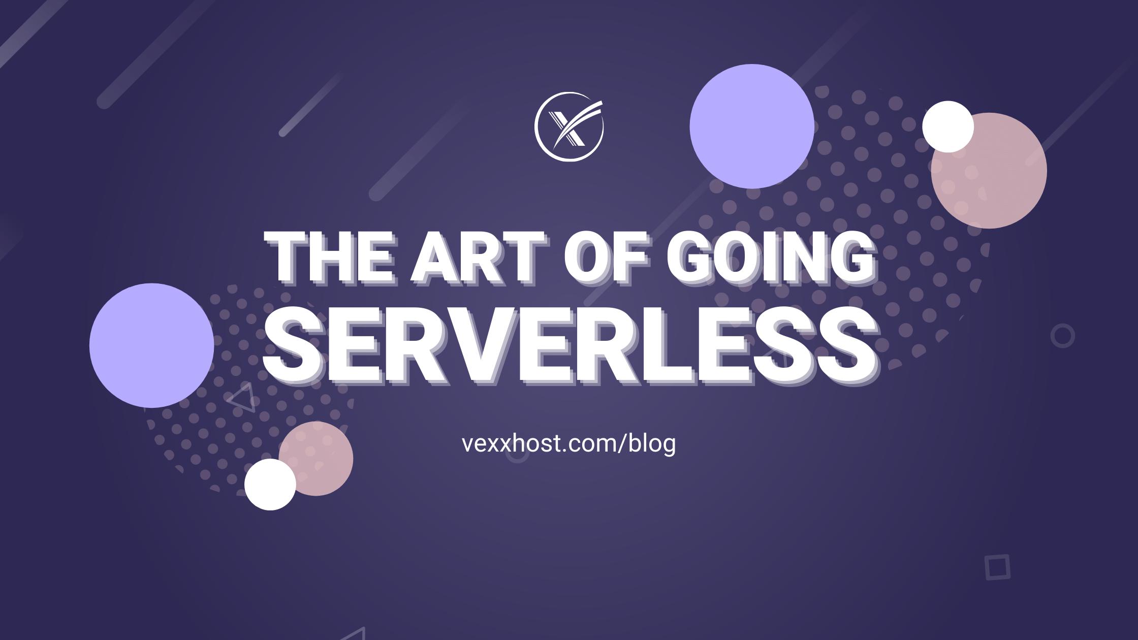 Serverless benefits