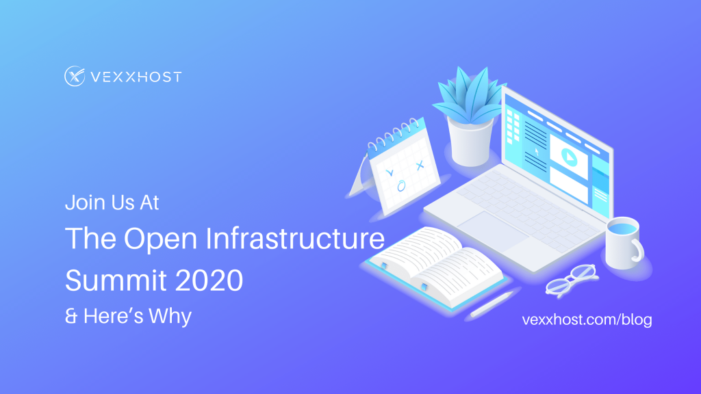 open infrastructure summit 2020 vexxhost blog header